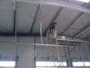 Brandschutzanstrich in einer Industriehalle 1