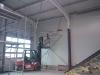 Brandschutzanstrich in einer Industriehalle 2