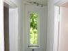 Innenraumgestaltung Flur mit Tageslicht durch Fenstereinbau